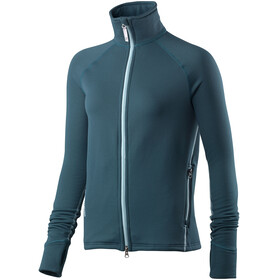Houdini Power Jacket Women Abyss Green